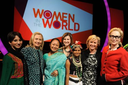 Women in the World Summit/2014