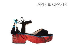 Dries Van Noten Tassell/ Best Summer Sandals/Vogue