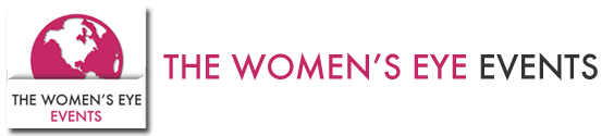 The Women's Eye Events Logo