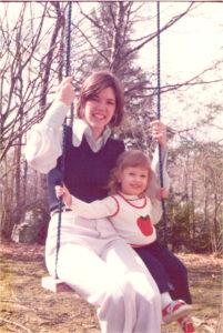 "Elizabeth Warren and daughter Amelia/ from ""A Fighting Chance""/Courtesy: Elizabeth Warren"