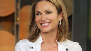 Amy Robach--Good Morning America anchor/ABC