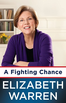 Elizaeth Warren book, A Fighting Chance