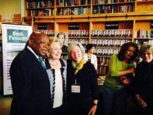 Hillary Clinton at Book Passage Signing/6-26-14