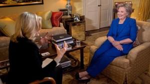 Hillary Clinton/Martin H. Simon/ABC