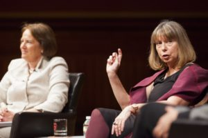 Jill Abramson/former NY Times Editor in Chief
