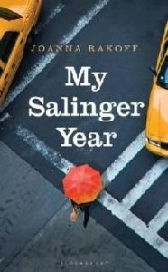 Joanna Rakoff book, My Salinger Year