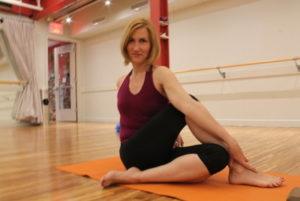 Lisa Kirchner, Yoga Instructor/Photo: DNA Info/Mathew Katz