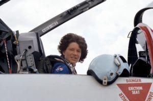 Sally Ride, Astronaut/Photo: NASA