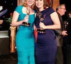 Stacey Gualandi/Allison Anslinger win Emmys