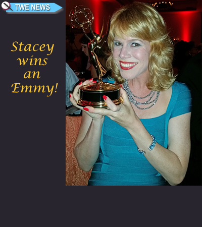 TWE Radio Host Stacey Gualandi Wins Emmy Award for KTNV in Las Vegas