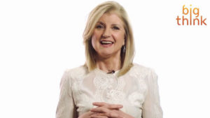Arianna Huffington, Big Think Interview