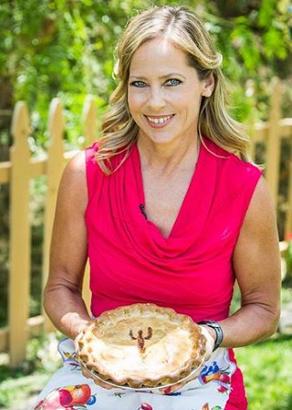 Beth Howard, Ms. American Pie/Home & Family Photo, Hallmark