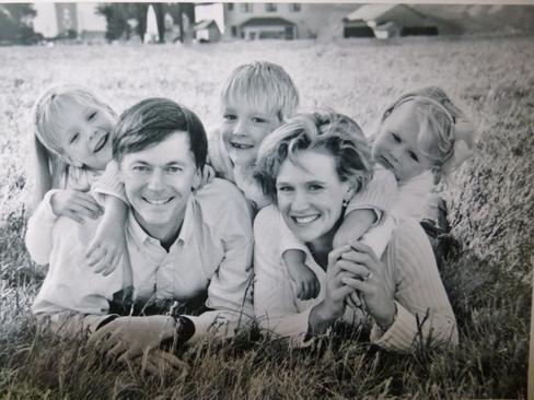 Sukey Forbes Family Photo/2004