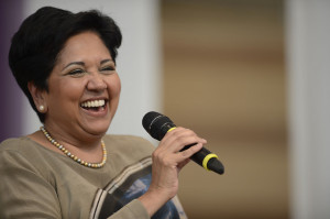 PepsiCo CEO Indra Nooyi at Aspen Institute/2014