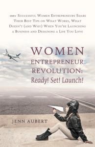 Jenn Aubert book, Women Entrepreneur Revolution