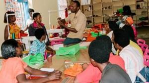 Rwanda/Article on gma.yahoo.com on Kate Spade's On Purpose