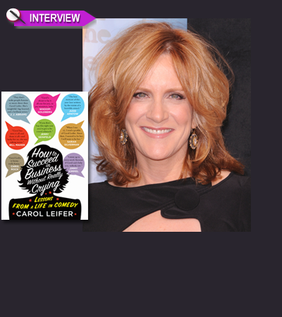 INTERVIEW: Comedian Carol Leifer On Finding Success Without Really Crying