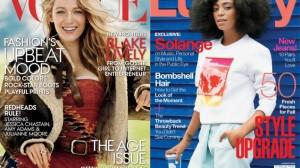 Vogue, Lucky Magazines
