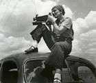 Photographer Dorothea Lange | Photo Paul S. Taylor Screenshot
