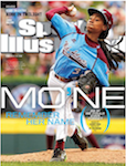 Mo' ne Davis, the first Little Leaguer to make the cover of Sports Illustrated