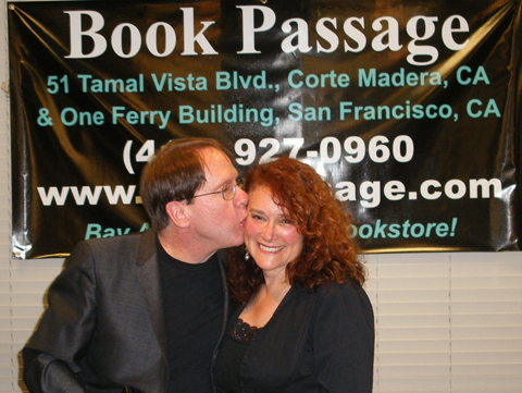 Sam Barry and the late Kathi Kamen Goldmark-2009 |