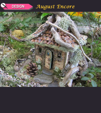 Liza Gardner Walsh on Houses and Gardens Fit for a Fairy