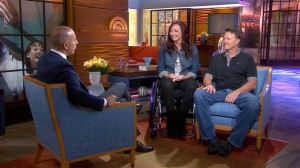 Amy Van Dyken-Rouen on TODAY/Photo: TODAY