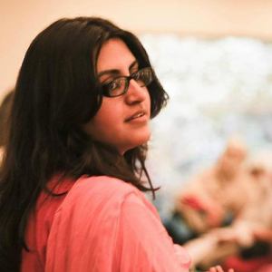 Gulalai Ismail, Co-Founder Aware Girls in Pakistan