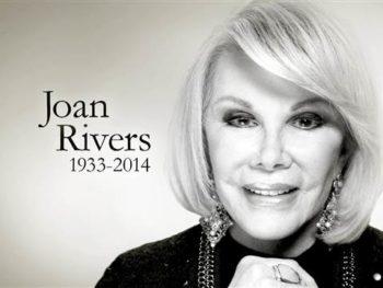 Joan Rivers Dies at 81/NC News