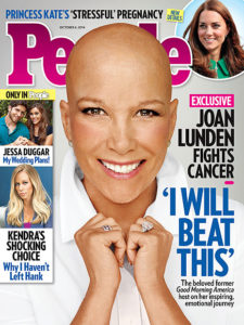 Joan Lunden Cover of People