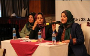 Afghan Women from Afghan Women's Network/Daily Beast