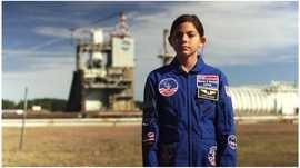 Alyssa Carson--NASA student/bbc.com