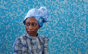 Hafsat Abiola/Photo: Joanna Lipper