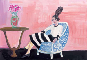 Illust. by Maira Kalman/Smithsonian Press