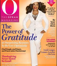 Oprah Winfrey Magazine O