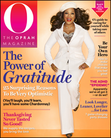 Oprah Winfrey Hits the Road