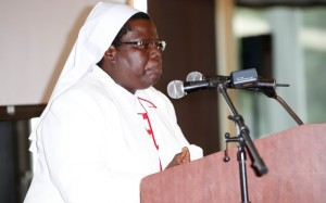 Sister Rosemary Nyirumbe/Photo: Rod Millington