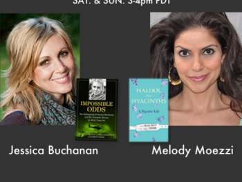 TWE Radio October Encore Show with Jessica Buchanan and Melody Moezzi