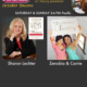 """On TWE Radio: Sharon Lechter, with her book, """"Think and Grow Rich for Women,"""" and Interview Forward's Carrie and Zenobia"""