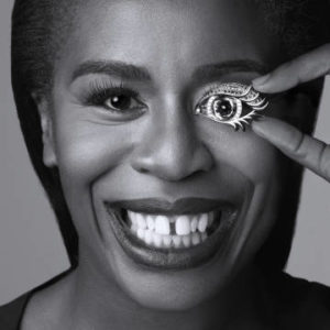 Uzo Aduba/Women Who Dare--Harpers Bazaar