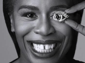 Uzo Aduba/Women Who Dare--Harpers Bazaar