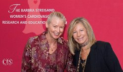 Barbara Streisand Fights Heart Disease