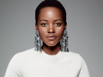 Lupita Nyong'o Glamour Woman of the Year 2014