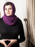 Maha Taibah, advisor to Saudi Arabian Labor Ministry/NY Times photo: Ed Adcock