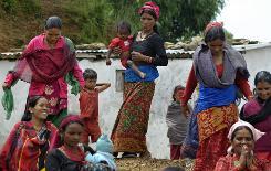 Saving Nepals Newborns/AFP