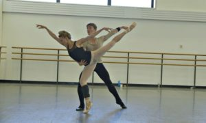 NY City Ballet Returns/studio360.org