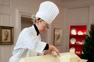 Susan Morrison, White House Pastry Chef/grubstreet.com
