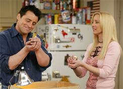 Lisa Kudrow in Friends/NBC