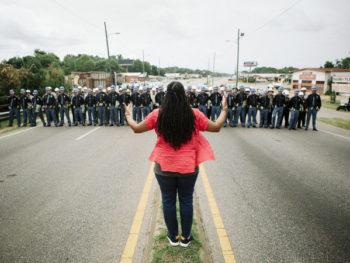 Ava DuVernay in 'Selma'--Photo: NY Times