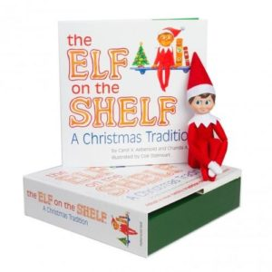Elf on the Shelf/yahoo.com
